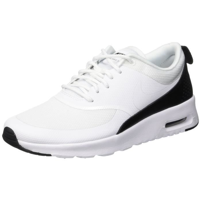 NIKE Chaussure femme air max thea blanche JEJJI Taille 37 1 2