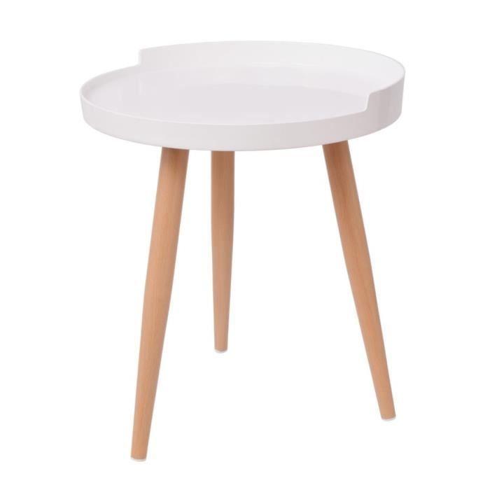 Table Basse Ronde Plateau Verre Achat Vente Pas Cher