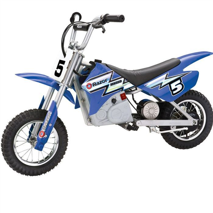 MOTO - SCOOTER RAZOR Mini Moto Electrique Enfant Dirt Rocket MX35