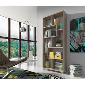 Meuble de rangement 9 cases achat vente meuble de rangement 9 cases pas c - Etagere salon design ...