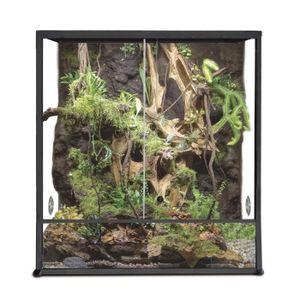 terrarium cameleon achat vente terrarium cameleon pas cher cdiscount. Black Bedroom Furniture Sets. Home Design Ideas