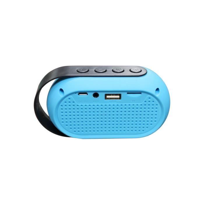 Mini Stéréo Portable Sans Fil Bluetooth Haut-parleur Pour Smartphone Tablet Pc Bu_yx*168