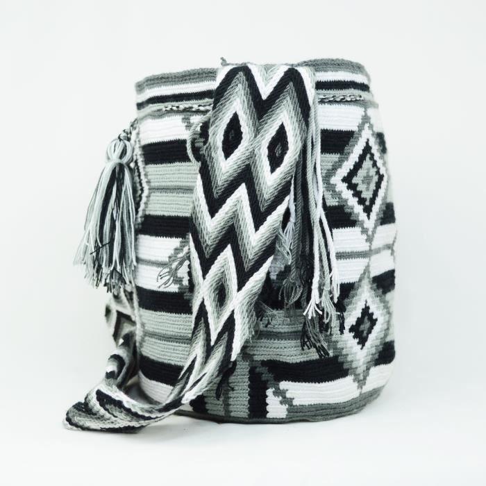 Wayuu Sac - Grand Mochila - Design - 2299 PRVJA