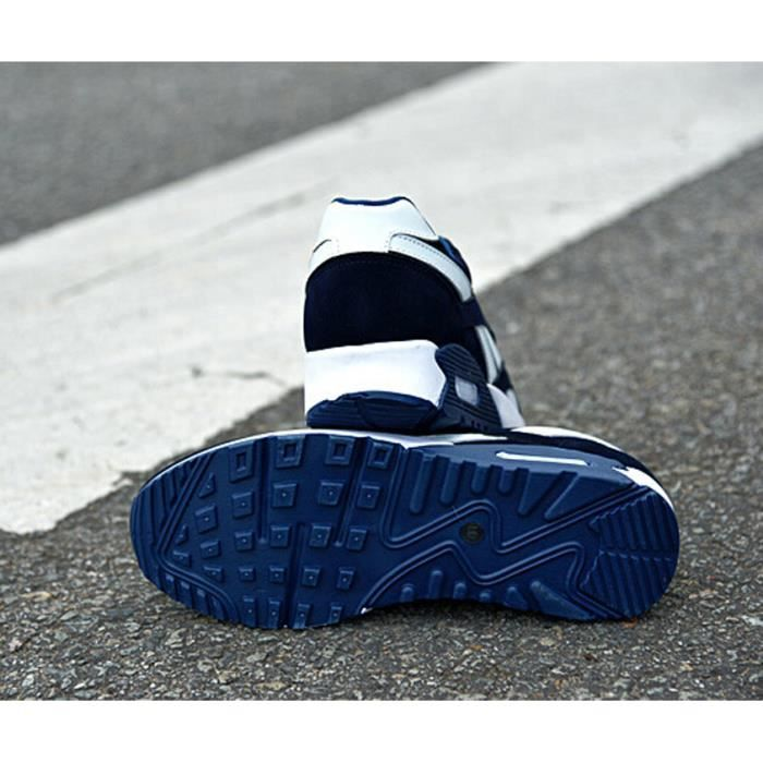 Basket Homme chaussures casual sportive air respirable homme amorti chaussures de course gGCuf