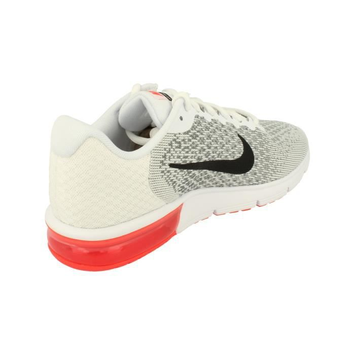 852461 Sneakers Trainers Nike Chaussures Sequent Max 116 Hommes Running Air 2 T40TR6q