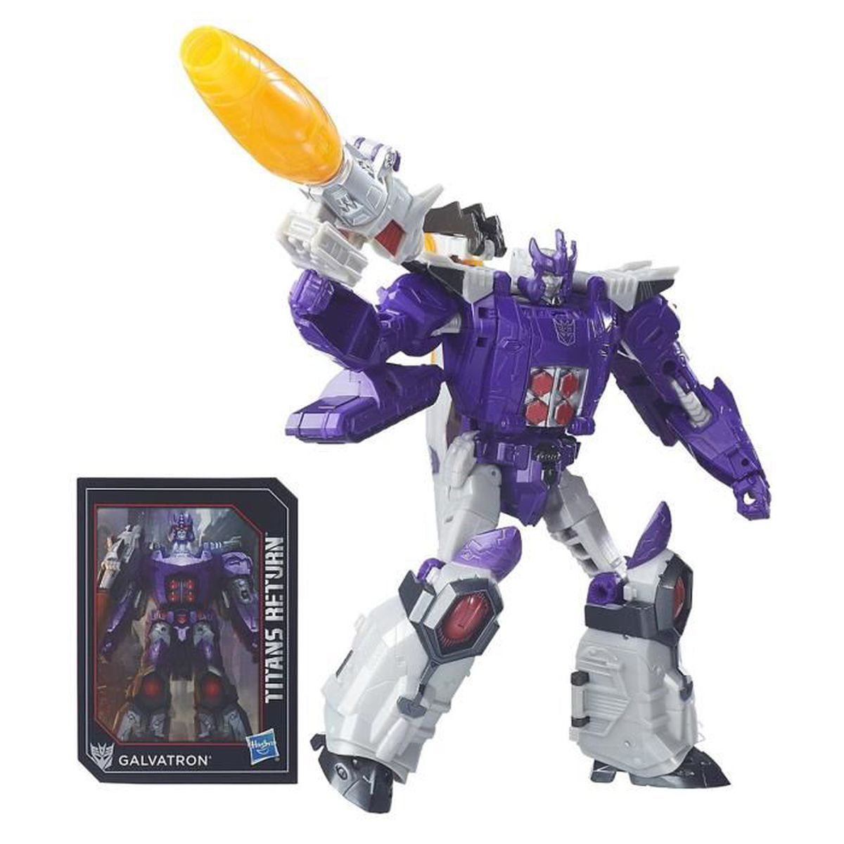 FIGURINE - PERSONNAGE Figurines Transformers Generation Titan War : Nucl