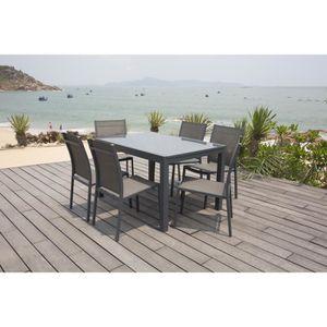 Ensemble tables et chaises S150041