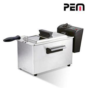 FRITEUSE ELECTRIQUE PEM DF-132 Friteuse électrique semi-professionnell