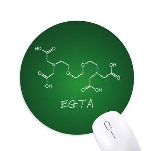TAPIS DE SOURIS formule chimique structurale kowledge egta chimie