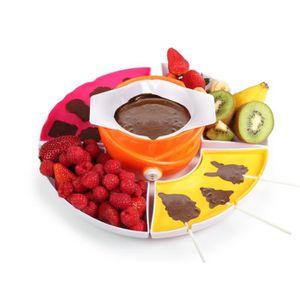 FONDUE ÉLECTRIQUE Appareil à fondue au chocolat - TRISTAR CF-1604