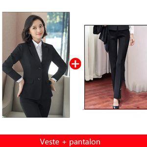 49c9ce5f93b189 Veste tailleur longue femme - Achat / Vente pas cher