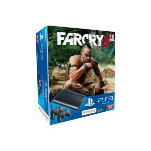 CONSOLE PS3 Console SONY PS3 12Go + Far Cry 3 + 1 Dualshock 3