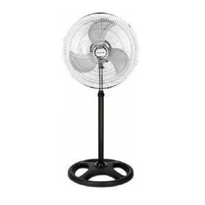 VENTILATEUR Ventilateur sur pied - 45 cm de diamètre - 80 watt