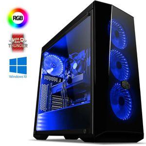 UNITÉ CENTRALE  VIBOX Splendour 34 PC Gamer - AMD 8-Core, Geforce