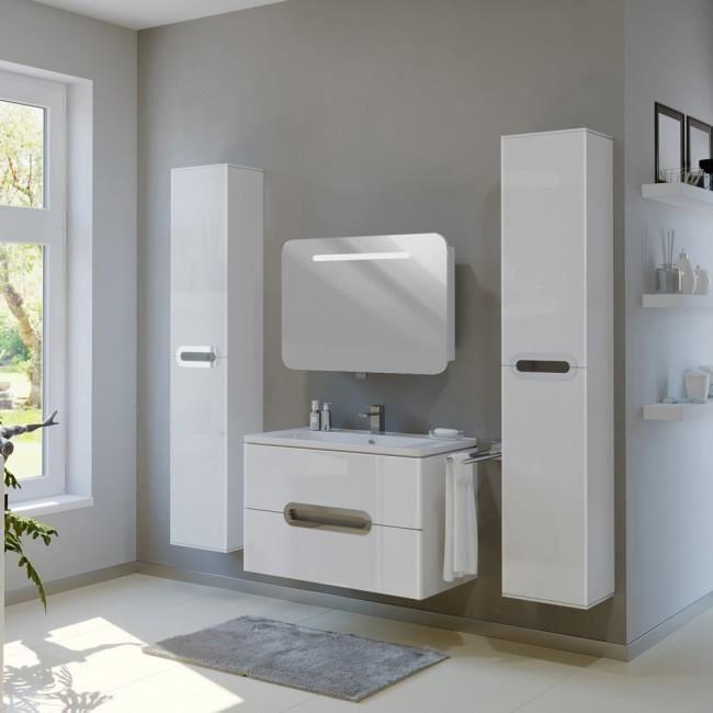 bianco salle de bain fabulous salle de bain marbre carrare moins cher blanc de carrare pierre. Black Bedroom Furniture Sets. Home Design Ideas