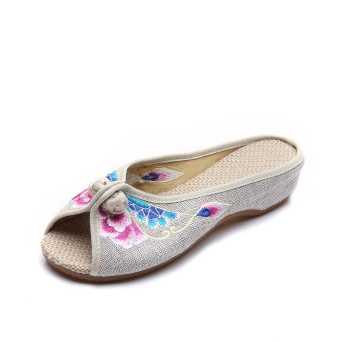 IZTPSERG Femmes Sandales