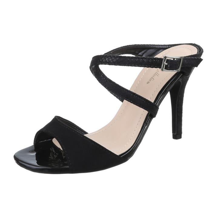 Chaussures femmes sandales Talon haut avec Strappy Escarpins
