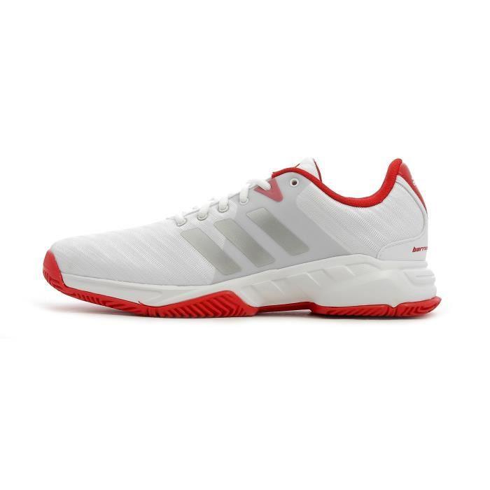 online store a4096 44aa1 Chaussures de tennis Adidas Barricade Court 3 Homme