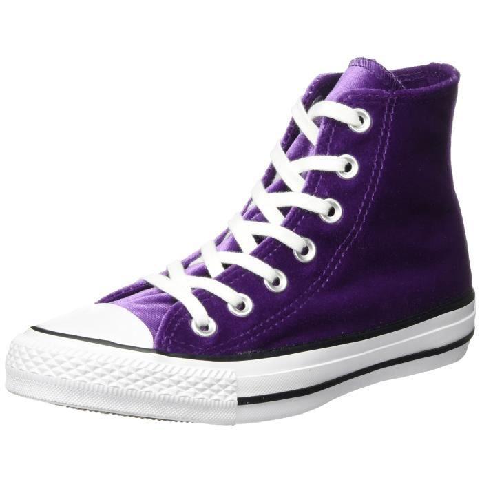 Purple Converse Shoes | Les violettes c'est violet