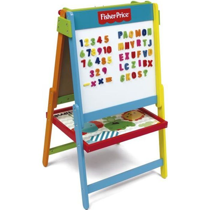room studio tableau double face fisher price achat. Black Bedroom Furniture Sets. Home Design Ideas