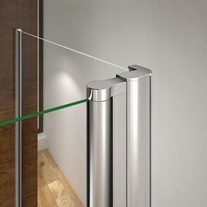 parois de douche en 140 cm achat vente pas cher. Black Bedroom Furniture Sets. Home Design Ideas