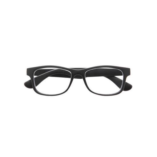 TRIPLE COMFORT - Lunettes Loupes de Lecture Mixtes - Dioptrie 2.00 - Achat    Vente lunettes de lecture - Soldes  dès le 9 janvier ! Cdiscount 49a2f56c4ed3