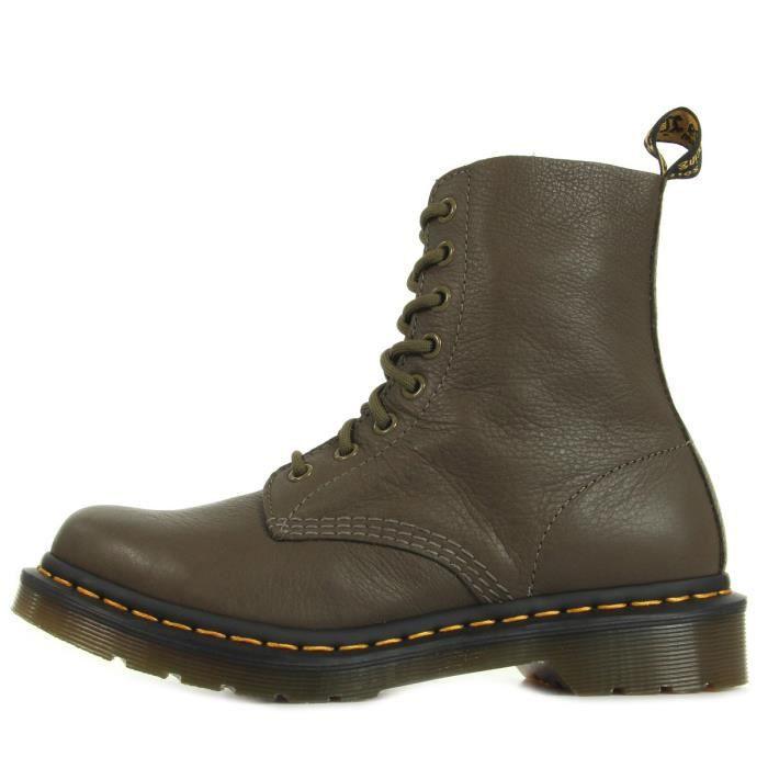 Boots Dr Martens Pascal Grenade Green Virginia