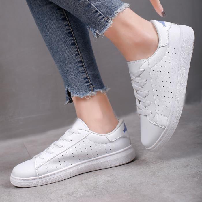 Chaussures Plein Marche Jogging Sport Pour Sneakers Les Hauteur En Air Croissante De Course Femmes zwaqPfzxr0