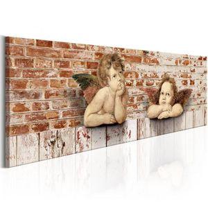 TABLEAU - TOILE Tableau     Repos des anges   120x40    Peinture r