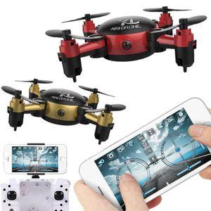 DRONE YDG70802101GD®Cadeau YL S18 Caméra pliable RC Mini