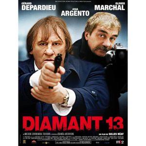 AFFICHE - POSTER Diamant 13 - Gérard Depardieu - 40x56cm - AFFICHE