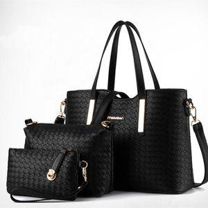SAC À MAIN SWISSANT Set de sacs noirs - Sac à main + sac à ba