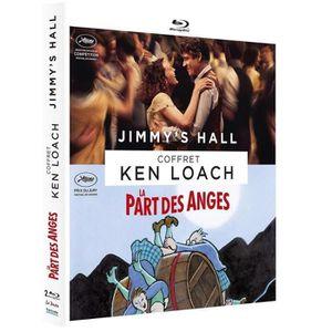 BLU-RAY FILM COFFRET Ken LOACH [Blu-ray] : LA PART DES ANGES -