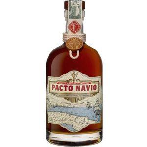 RHUM Pacto Navio - Rhum Vieux - 40% - 70 cl