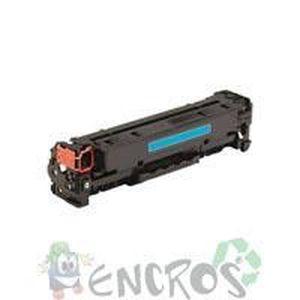 TONER LASER- HP CC531A - Canon 718 - Toner compatible eq