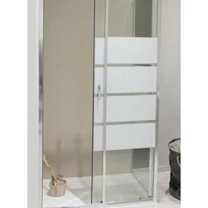 paroi de douche coulissante 120 achat vente paroi de douche coulissante 120 pas cher. Black Bedroom Furniture Sets. Home Design Ideas