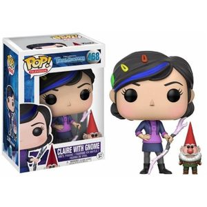 FIGURINE - PERSONNAGE Figurine Funko Pop! Trolls Hunters : Claire with G