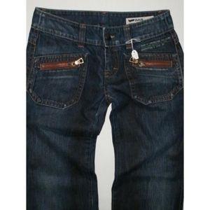 a5ded19e8f4e31 Jeans femme bootcut taille basse - Achat / Vente pas cher