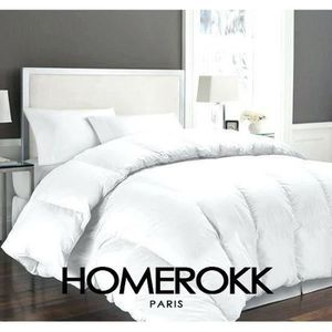 COUETTE Couette 140x200 - 1 place - 450 gr / m - HOMEROKK