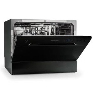LAVE-VAISSELLE Klarstein Amazonia 6 - Mini Lave-vaisselle compact