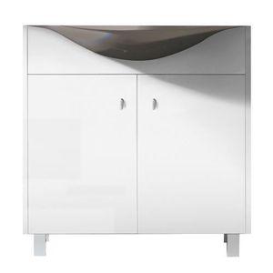 meuble salle de bain 105 achat vente meuble salle de bain 105 pas cher soldes d s le 10. Black Bedroom Furniture Sets. Home Design Ideas
