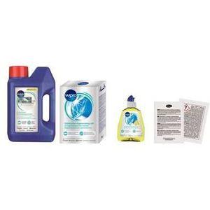 PIÈCE LAVAGE-SÉCHAGE  WPRO DWK101/2 - Pack pour lave vaisselle 2 mois