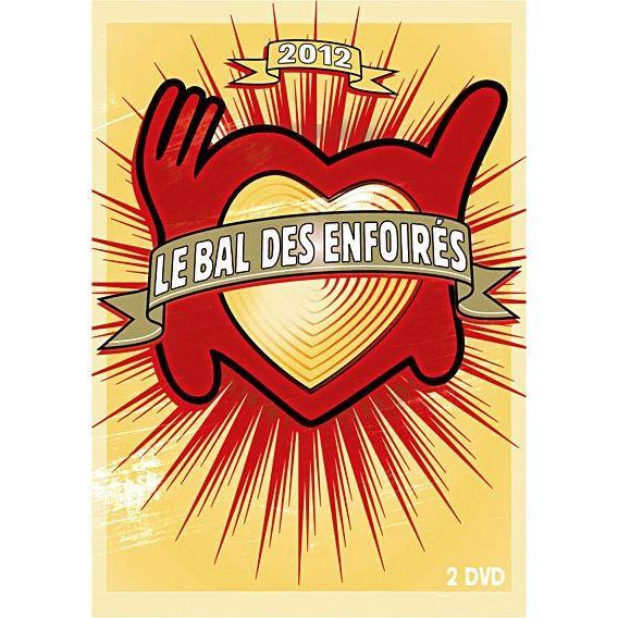 DVD MUSICAL DVD LES ENFOIRES - Le Bal Des Enfoirés