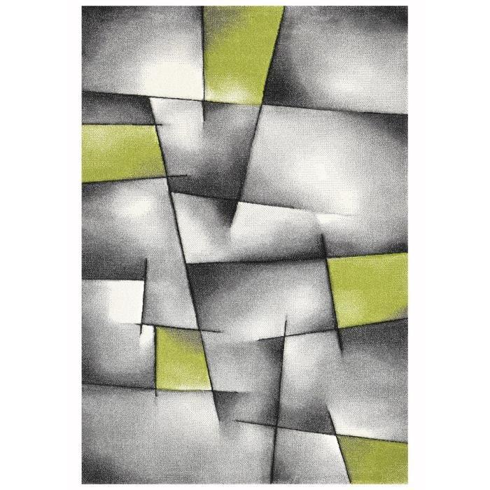 Matière : 100% polypropylène - Densité : 3 000 gr/m² - Coloris : vert, gris et noirTAPIS - DESSOUS DE TAPIS