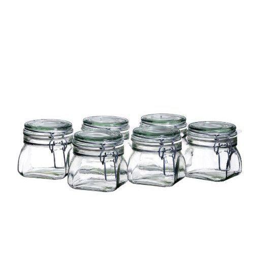 Gothika 925338 bocal conserve verre achat vente - Pot conservation verre ...