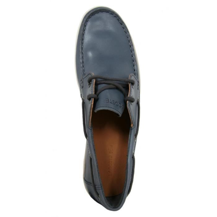 Homme Lacoste Keellson 3 Chaussures Bateau Chaussures