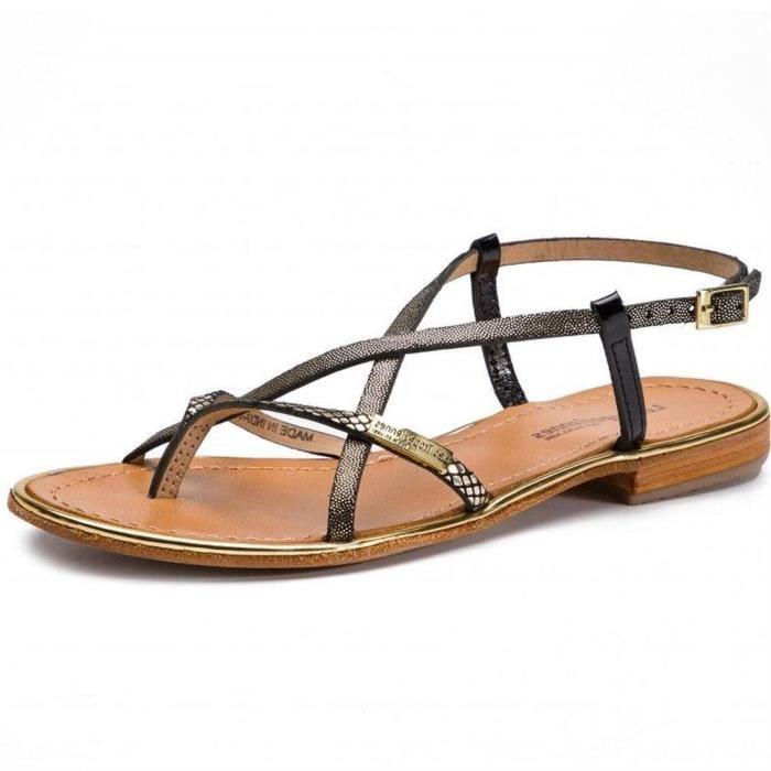 Sandales nu pieds monaco femme les tropéziennes par m
