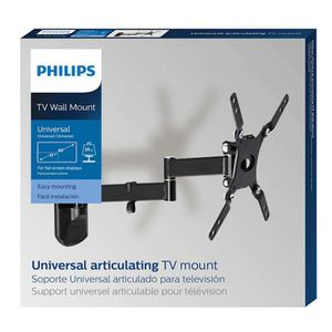 support tv philips mural achat vente support tv philips mural pas cher cdiscount