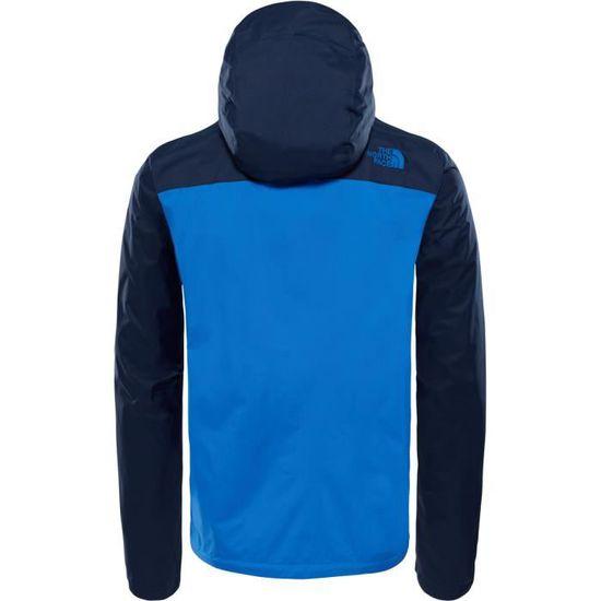 The North Face Venture 2 - Veste Homme - bleu Bleu Bleu - Achat   Vente  veste - Soldes  dès le 9 janvier ! Cdiscount c55a51d4f528
