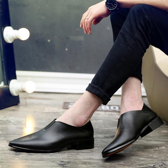 Mocassins pour homme Chaussures de ville Chaussures populaires Confortables NouveautéMocassins loisir